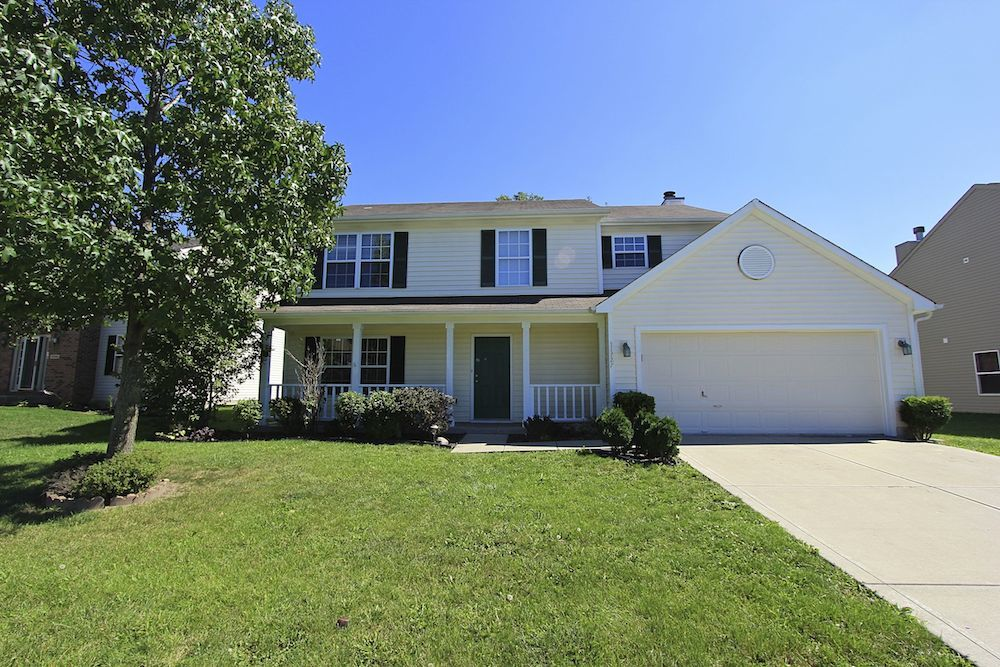 11727 Pawleys Ct 4 Bedroom 2 1/2 Bath House For Rent In Lawrence Township